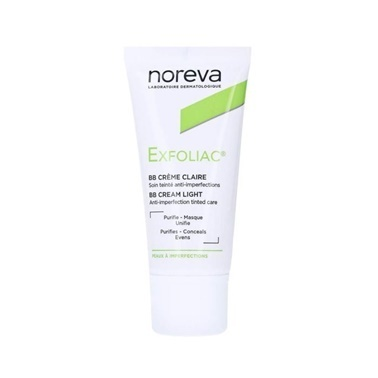 Noreva  Exfoliac Light Tinted Anti Imperfections Care Renksiz